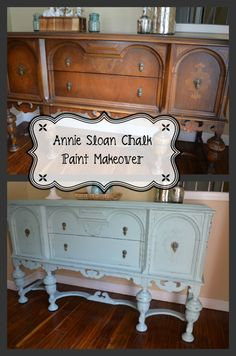 Annie Sloan Chalk Paint- Duck Egg Blue | Complete Package Mama
