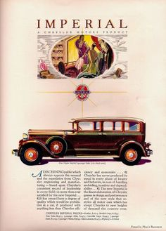 1929 Chrysler Imperial ad