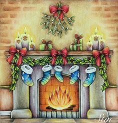 """160 Likes, 12 Comments - chriStin (@stinscraft) on Instagram: """"ⓀⒶⓂⒾⓃⓏⒾⓂⓂⒺⓇ ✨Mein gemütliches, warmes und weihnachtlich geschmücktes Zimmer ist bereit zum…"""""""