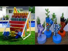 Awesome DIY Projects Using PVC Pipe-Great ideas with PVC pipe - YouTube