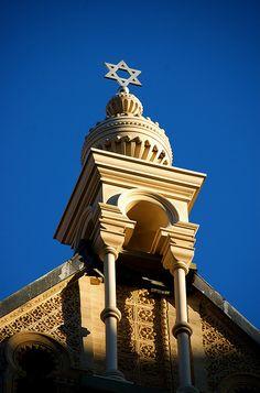 Eldridge Street Synagogue by Kilgub, via Flickr