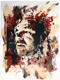 bleach and ink art - Google Search