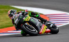 Lataa kuva Jonas Folger, MotoGP, Monster Yamaha Tech 3, Yamaha yzr-M1, Saksan moottoripyörä racer