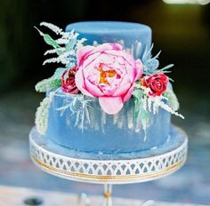 Stuck on your 'something blue'? Let these ideas inspire you http://www.weddingclub.com.au/inspiration/other/blogs-other/blue-wedding-ideas-we-love #somethingblue #weddinginspo #weddingideas #bridalicious @fitwife4life
