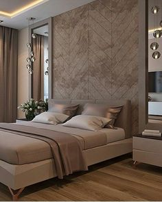 Bedroom design 14 Modern Luxury Bedroom Inspirations 03 Storage Sheds – The Un-Clutter Solution Arti Modern Luxury Bedroom, Luxury Bedroom Design, Bedroom Bed Design, Modern Master Bedroom, Modern Bedroom Furniture, Luxurious Bedrooms, Home Decor Bedroom, Interior Design, Luxury Bedrooms