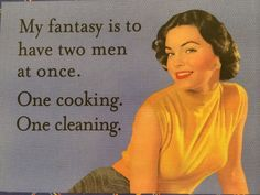 Never make more time for housework