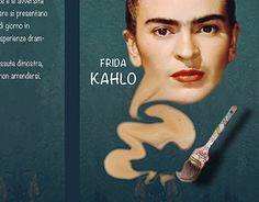 "Check out new work on my @Behance portfolio: ""Frida Kahlo - layout grafico DVD"" http://be.net/gallery/36067757/Frida-Kahlo-layout-grafico-DVD"