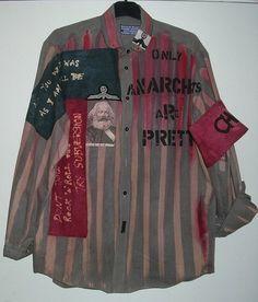 Westwood shirt titled Anarchy