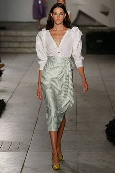 Carolina Herrera Spring/Summer 2018 Ready-To-Wear Collection