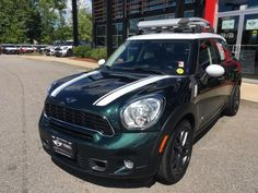 $19,995  2013 MINI Cooper S Countryman ALL4 Vehicle Photo in Bedford, NH 03110