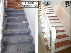 Trap Tapijt Verwijderen : 42 beste afbeeldingen van trap hal staircases stairs en ladders