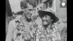 La conquista del Everest cumple 61 años