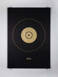 """35.Soul by Mark Boyce from """"The Modernist: The Discovery of Classical Modernism in Current Graphic Design"""""""