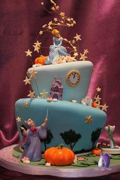 Torta Cenicienta Cinderella
