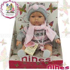 Nines D'Onil - Scented doll 45 cm. range Simonovi BG shop
