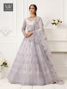 Rs11,800.00 Choli Dress, Ghagra Choli, Bridal Lehenga Choli, Wedding Lehnga, Lehenga Blouse, Silk Dupatta, Sharara, Green Lehenga, Net Lehenga