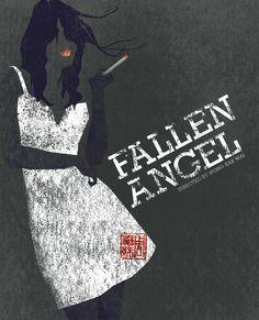 Wong Kar Wai, Fallen Angel, movie poster #wongkarwai