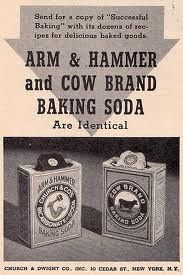 Baking Soda. Use it for just about everything!
