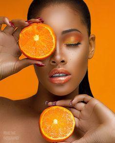 Shades of Orange Creative Photoshoot Ideas, Photoshoot Themes, Creative Portraits, Creative Photography, Art Photography Women, Black Photography, Stunning Photography, Best Photo Poses, Good Poses