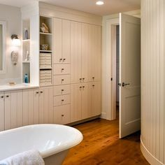 Bathroom Built In Storage Design, Pictures, Remodel, Decor and Ideas - page 5