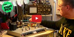 Did you know the sound of a tube amplifier is not only a matter of electronics? Take a look here!