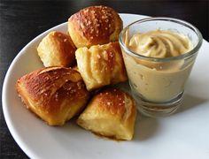 Soft pretzel recipe