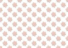Snowflake Cookies Peach Backing Paper on Craftsuprint designed by Apetroae Stefan - Snowflake Cookies Peach Backing Paper - Now available for download!