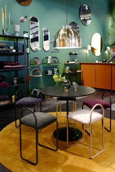 See the latest from leading Brands, Architects, Designers and Art Directors Chair Design, Design Trends, Architects, Conference Room, Designers, Interior Design, Table, Chairs, Furniture