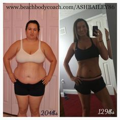 70lbs + weight loss  Programs: Insanityx3, turbofire, les mills pump, and p90x. Nutrition: shakeology  I would love to help you reach the same goals! Contact me @ ashbailey86@beachbodycoach.com