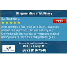 After spending a few hours with Sarah, I was really amazed and impressed. She was not only...
