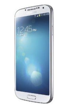 Samsung Galaxy S4, White #samsung #s4