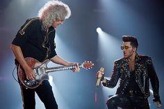 Queen i Adam Lambert - 21.02.2015 - Kraków
