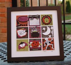 Wicked Cool Collage by connie tumm - Cards and Paper Crafts at Splitcoaststampers