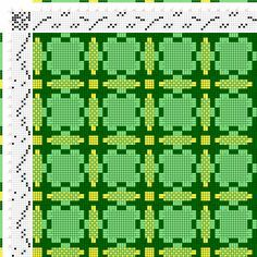 holiday weaving drafts - Google Search