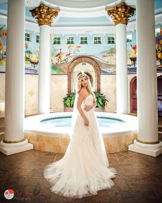 Gorgeous Bridals at the Bell Mill Mansion, Chattanooga TN!