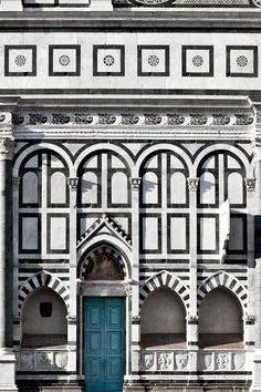 Firenze. Santa Maria Novella.  Stefania Giorgi Photography www.theillusionist.photo