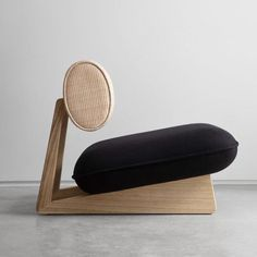 furnish Brazilian designer Guilherme Torres to create the Wabi lounge chair