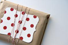 polkadot fabric tag