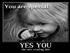You are special. (12 pieces)