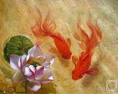 Картинки по запросу картины художников рыбы