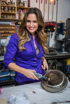 #TanyaMemme demystifies the @Dremel! See what's possible with this handy little magical tool! #HomeandFamilyTV