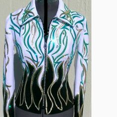 One of my favorite Showmanship jackets EVER made by Dardar8!! Love it!!