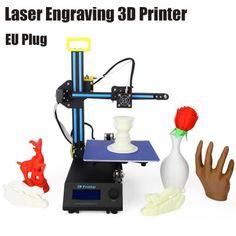Creality CR-8 2 in 1 Laser Engraving 3D Printer