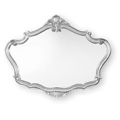 Decorative Silver Overmantle Wall Mirror 91 x 71 cm Decorative Silver Overmantle Mirror | Exclusive Mirrors [EE1743] - £118.15 : Mirrors for Every Interior from Exclusive Mirrors