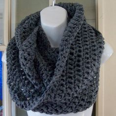 Sale Price infinity scarf set of two by MatsonDesignStudio on Etsy, $42.00