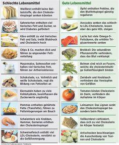 colesterin ernährungsplan | Es gibt absolut keine Verbindung zwischen Cholesterin im Essen und ...