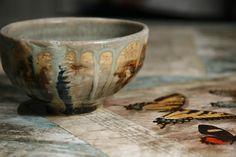 verdigris copper patina bowl by Ericka O'Rourke :: Tierra Sky