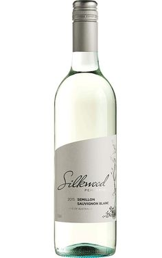 Silkwood Semillon Sauvignon Blanc 2015 Pemberton - 12 Bottles Green Melon, Sauvignon Blanc, White Wine, Wines, Vodka Bottle, Bottles, Alcohol, Rubbing Alcohol, White Wines