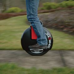 Solowheel. Want it? Own it? Add it to your profile on unioncy.com #gadgets #tech #electronics #gear