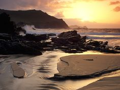 Clogherhead Beach Dingle Peninsula County Kerry Ireland